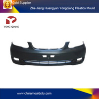 auto moto parts mould, car bumper mould