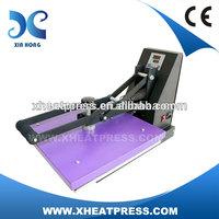 lowest price t-shirt garment compression heat press transfer printing flatbed machine HP3803