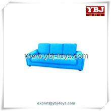 HOT SALE Blue Kids soft play 3 seats sofa for sale