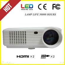 HDMI, VGA, S-Video, AV, USB, overhead projector fresnel lens outdoor movie projector