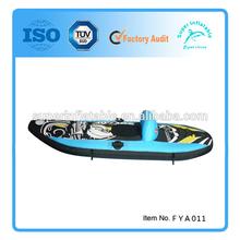 Inflatable kayak raft for beach Sea Ocean river Boat raft