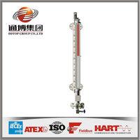 Magnetic roller /flap Level Indicator gauge meter