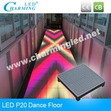 High quality led dance floor controller