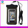 wholesale Custom design protective waterproof pvc bag for Iphone