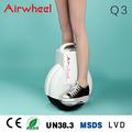 Airwheel três rodas scooter elétrico com ce, certificado de rohs venda quente