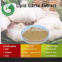 Alliin Garlic Extract/100% Natural Garlic Extract/Lipid Garlic Extract