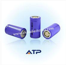 Wholesale 18350 battery / jacket battery / 3.7v 900mah li-ion battery
