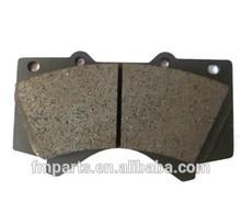 OE 04465-60280 genuine brake pad /for Lexus brake pad kit