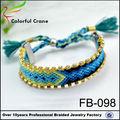 nuova e alla moda brigton macramè braccialetti di amicizia uomini