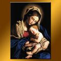projeto o mais novo famoso jesus cristo pintura a óleo