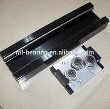 Internal dual-shaft linear guide rail/ rectangle linear rail SGR type