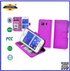 New PU Leather ID Card Cover Case For Samsung S5260 Star II