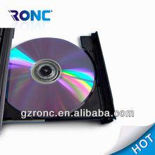 Grade A++ computer hardware & software CD case package 100 pcs shrinkwrap package
