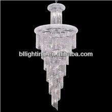 Modern luxury crystal led decoration light