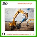 hidráulica verruma de terra escavador do furo de yantai hmb6000