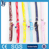 Western style wholesale nylon padded dog collar