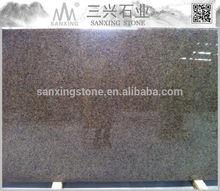 Import from Saudi Arabia Tropic Brown brown granite countertops