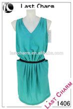 LAST CHARM fashion women casual dress dress designs teenage girls