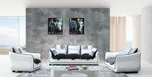 Italian leather sofa malaysia made furniture leather sofa with metal legs