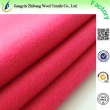 woolen fabric stock woven wool fabric for winter overcoat