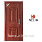 High quality red steel security door