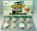 Nouveaux produits pour 2014 Xylitol sans sucre caféine naturelle frais bonbons à la menthe