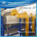 Recyclage des déchets machine de tri/déchets plastiques pp pe film ligne de lavage