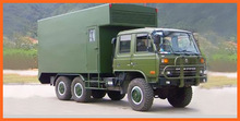 Military used vehicle mounted diesel generator