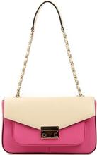 2015 fashion leather handbag women korea shoulder bag lady chain bag