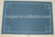 PVC cat litter box mat, have different shapes
