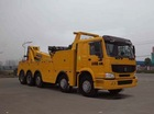 Sinotruck HOWO brand multi axle heavy duty towing truck