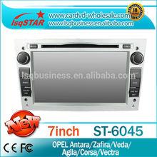 EKK yıldızı Opel Antara/zafira oto multimedya gps navigasyon radyo gps ipod bluetooth 3g 6-cd vitual tam fonksiyonları