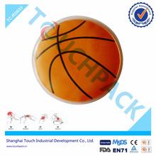 Basketball pattern Hot Pack