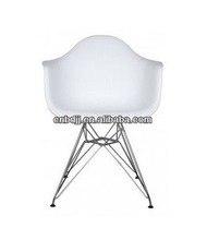 China modern cheap metal wooden french bistro chairs