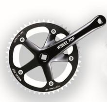 Bicycle crank & chainwheel & bicycle parts
