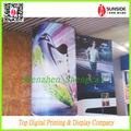 Parabrisas extraíble pegatinas de pared publicidad