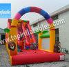 0.55mminflatable dry slide for kids