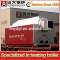 de efecto invernadero del hotel secador de calefacción de la caldera que queman carbón caldera de calefacción central