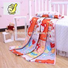 Novos 2014 produtos do bebê 100% algodão bebê crianças cobertor Swaddle toalha de banho com imagem dos desenhos animados - cor vermelho