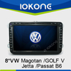 8inch 2din Touch Screen GPS Navigation Car DVD Player For VW Golf V