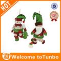 2014 de moda de la navidad que cuelga muñecas, Decoración de la navidad para el regalo