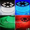 50 Meters per Reel SMD5050 RGB Waterproof High Voltage ropelight led strip ip67