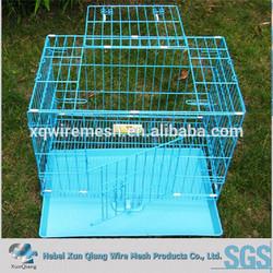 Metal Folding Big Dog cage