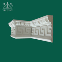 Making Nice Design Plaster of Paris Cornice Crown Moulding