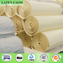 comfortable latex foam for somier bed for hotel