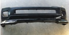 4X4 LAND CRUISER 200 Front BUMPER SUPPORT Black COLOUR OF ABS