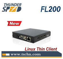 Share Thin Client FL200 Built-in Linux OS, 512MB RAM 512MB flash
