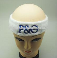 Cheap Sports Terry cotton basketball headband