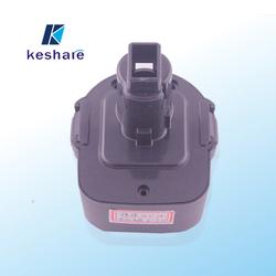 12V 1.5Ah battery replacement, for dewalt DC9071, DE9037, DE9071, DE9072, DE9074, DE9075, DE9501, DW9071, DW9072
