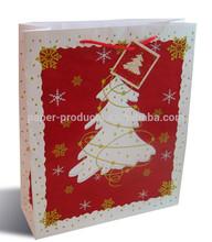 2014 handmade christmas tree bag with handles